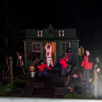 Heart of England Horror - The Cabin